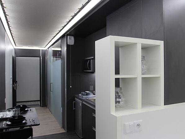 résidence étudiante à reims - architecture concept